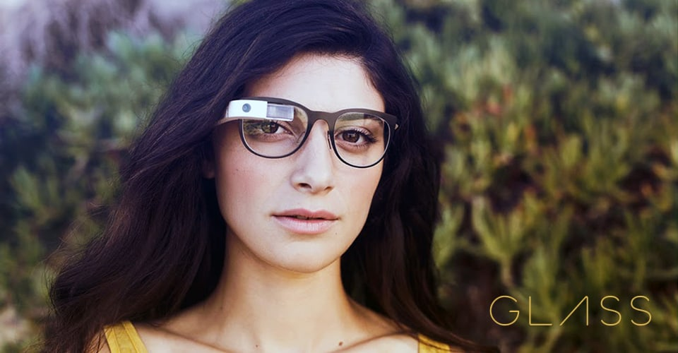 Google Glass til salg 15. april