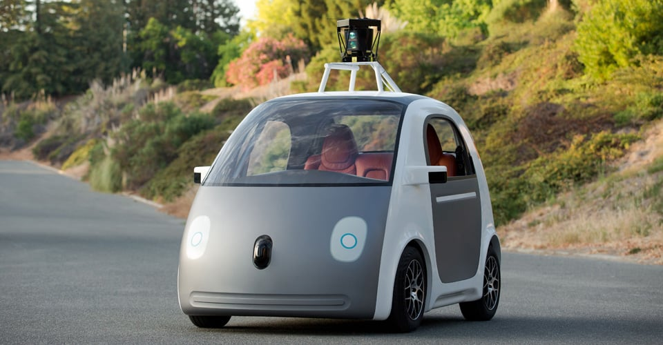 Google Car / Waymo – Googles førerløse bil