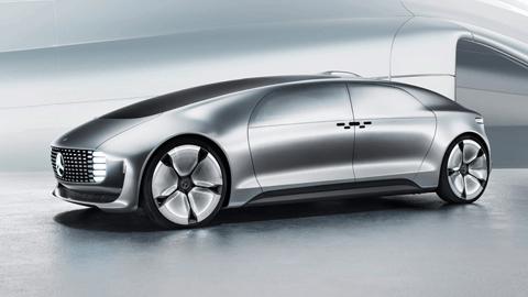 Mercedes viser selvkørende bil. Teknologikritik.dk - magasin om teknologi