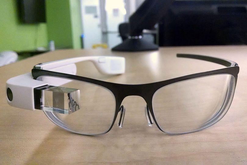Google Glass vender tilbage