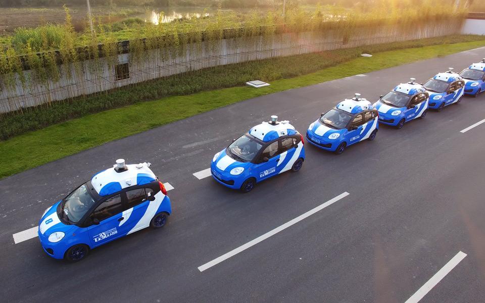 Baidu får tilladelse til test af førerløse biler i Beijing