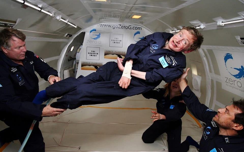 Fysikeren Stephen Hawking er død - teknoligkritik.dk