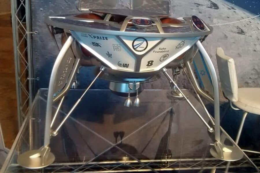 Israel på mission til månen