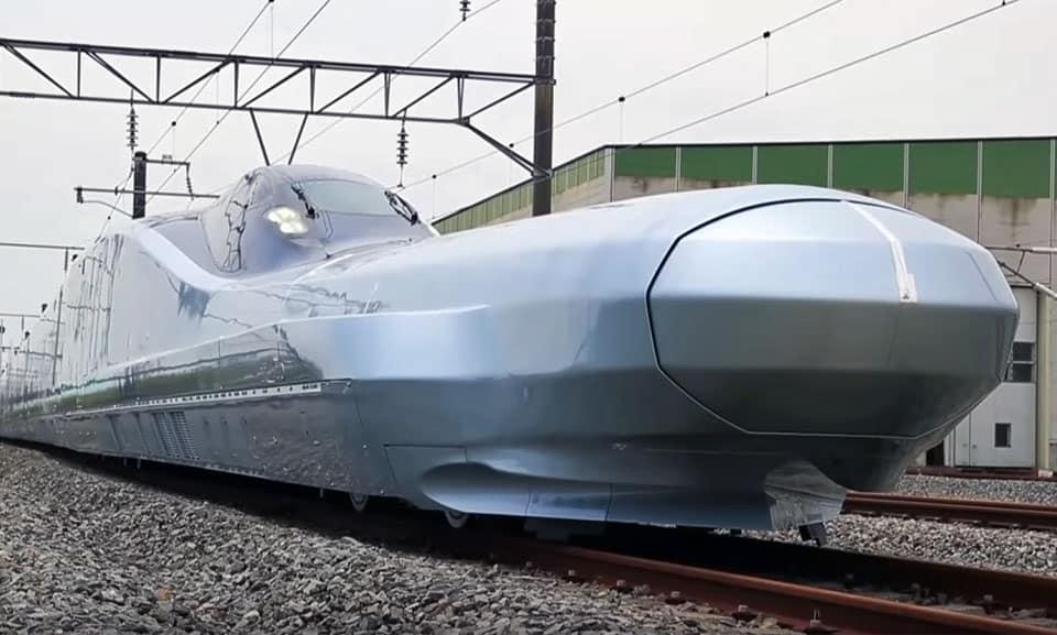 Shinkansen Alfa-X er verdens hurtigste tog - teknologikritik.dk