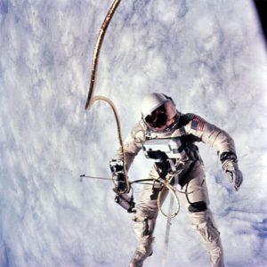 Gemini programmet var USAs andet rumfarts projekt.