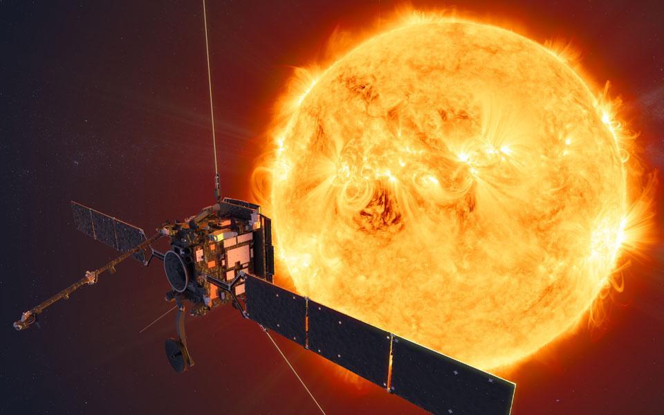 ESA Solar Orbiter sendt mod Solen - teknologikritik.dk
