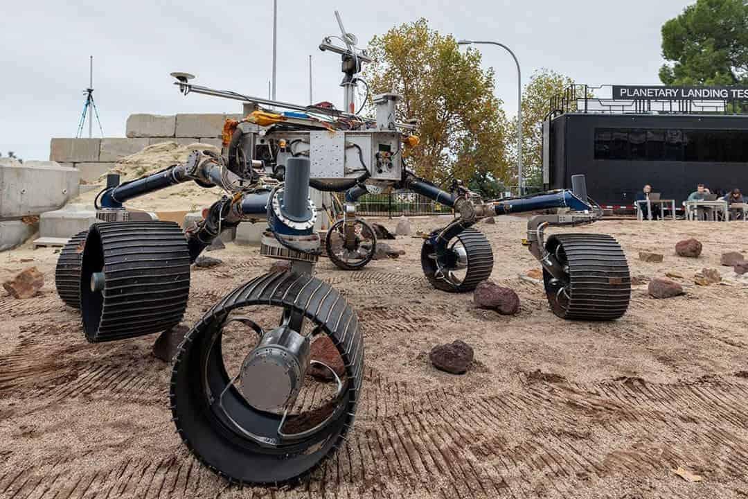 Ny NASA mission til Mars - teknologikritik.dk