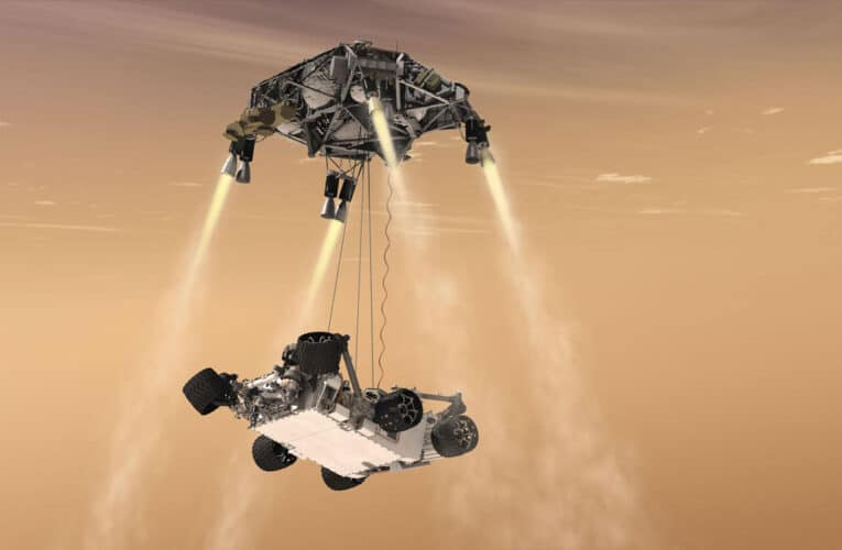 NASAs Perseverance Rover mission opsendes i dag