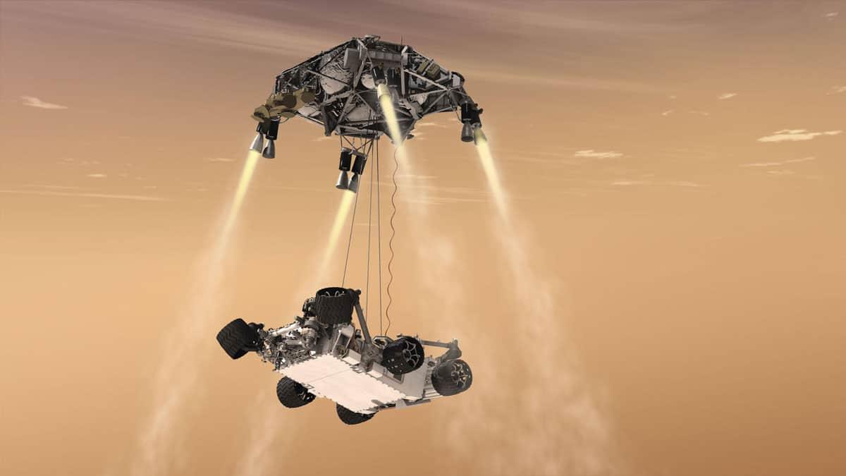NASA Perseverance mission opsendes i dag - teknologikritik.dk
