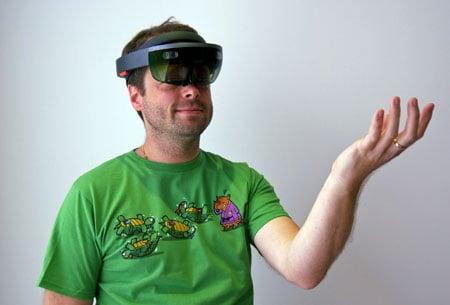 Microsoft HoloLens - teknologikritik